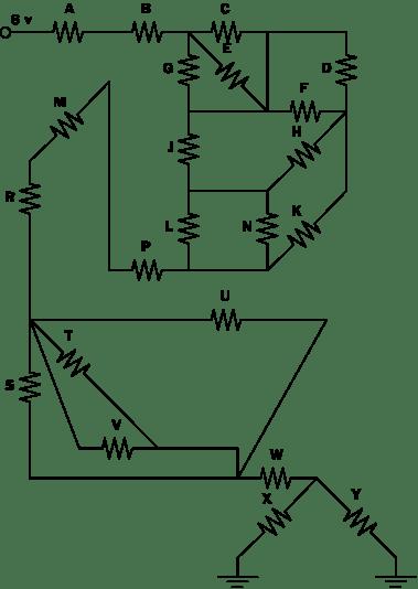 Circuits in Series or Parallel Worksheet