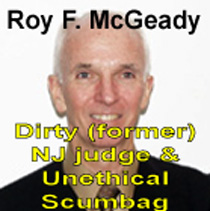 Dirty Roy F. McGeady