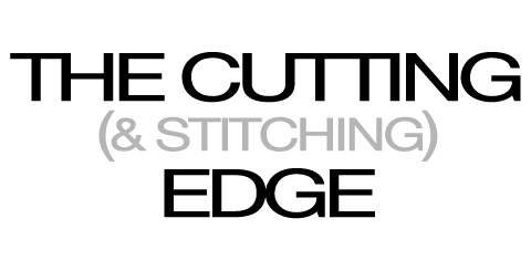 Mr X Stitch presents the Cutting & Stitching Edge