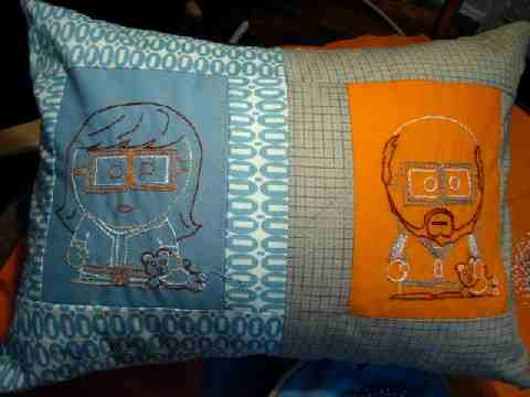 The Cutting & Stitching Edge – Badecca