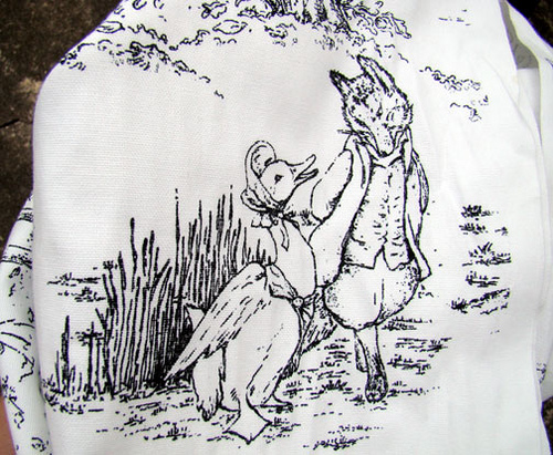 Craftster Pick of the Week! – Bad-Mouthed Beatrix Potter Embroidery