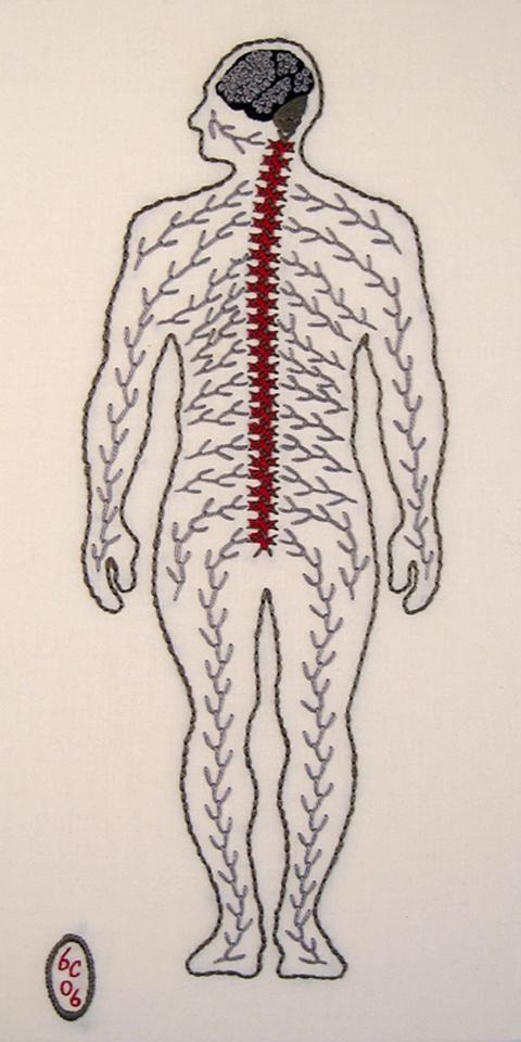 Ben Conrad Nervous Embroidery