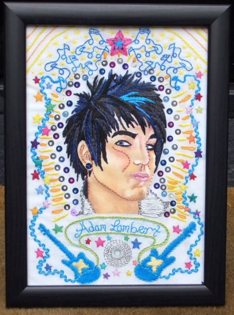 Craftster Pick of the Week – Adam Lambert