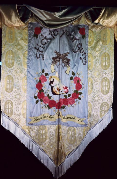Jennifer Boe Embroidery - Artist's Standard