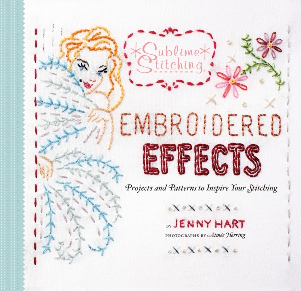 Jenny Hart Embroidered Effects