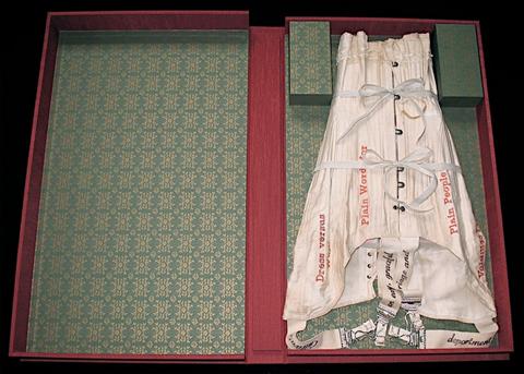 The Cutting (& Stitching) Edge – Tamar Stone's Dress vs Woman