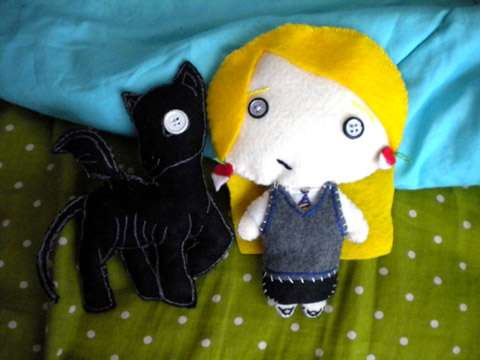 Craftster Pick of the Week – Luna Lovegood by MonstersUnderYourBed
