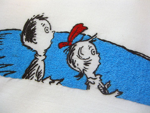 Craftster Pick of the Week – June at Noon's Seussical