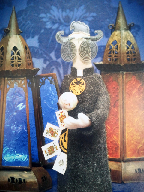 Steampunk Softies by Sarah Skeate and Nicola Tedman