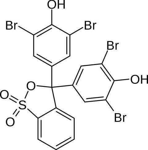 Chemical Formula for Bromophenol