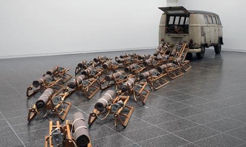 Needle Exchange: Joseph Beuys