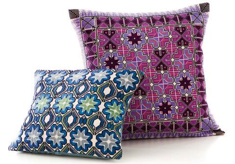 "Ayadeena – Pillows from ""Our Hands"""