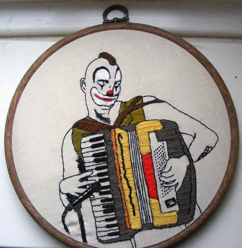 Craftster Pick of the Week – Clowncore