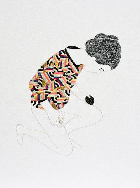 The Cutting (& Stitching) Edge – Jazmin Berakha