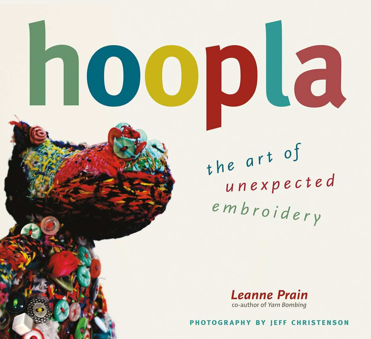 Book Review – Hoopla by Leanne Prain