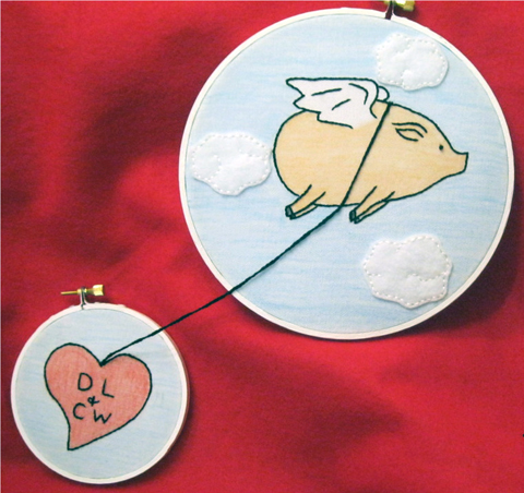 Craftster Pick of the Week – When Pigs Fly
