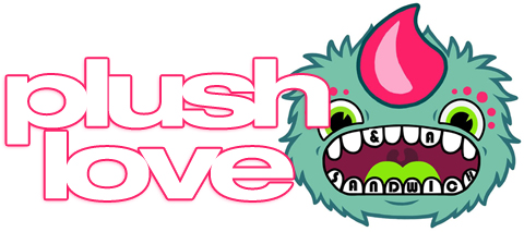 Plush Love and a Sandwich