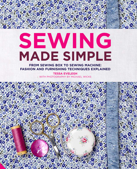 Book Review – Sewing Made Simple by Tessa Evelegh