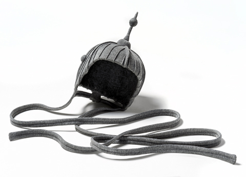 Explorer's Helmet, 2012 (Photo - Garry Smith)