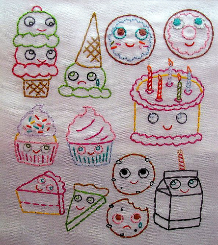 Too Cute Tuesday – Sublime Stitching Sweet Treats by Giggly Mama