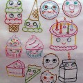 Sublime Stitching Sweet Treats by Giggly Mama