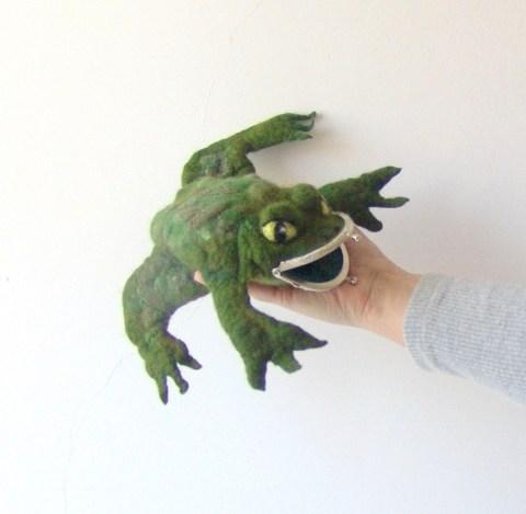 Galina Blazejewska Frog Purse
