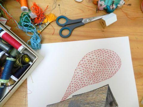 Hagar Vardimon van Heummen - In My Studio