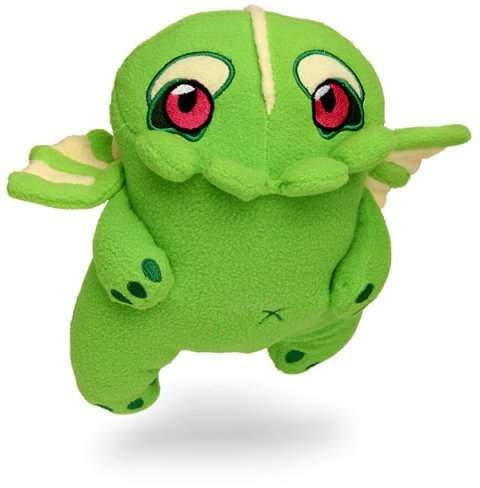 My First Cthulu Plush from Think Geek