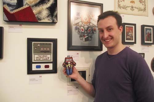 Sprite Stitch Best Bits – Lord Libidan