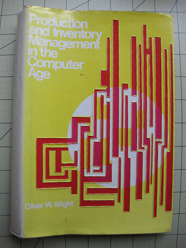 Mark Bieraugel - Product and Inventory Management in the Computer Age - Embroidery On Book