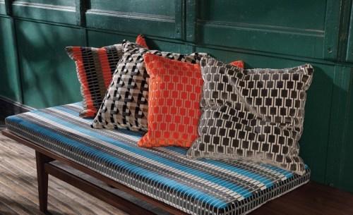 Bakerloo -cushions