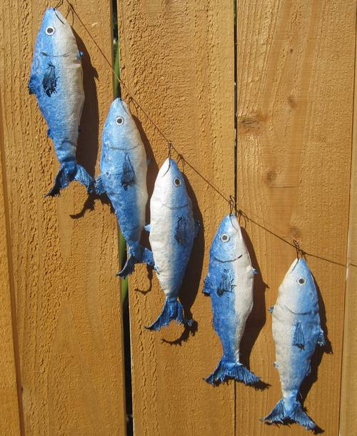 Craftster Pick of the Week – ThisBirdsAbsurd's Holy Mackerel