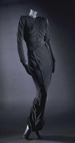 Elsa Schiaparelli  - Skeleton Dress
