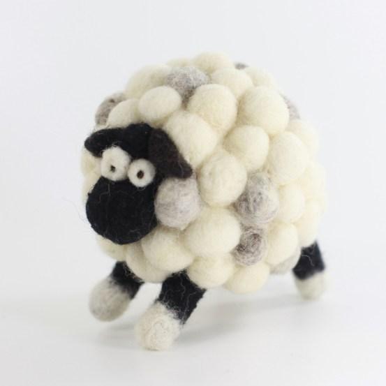 Woolbuddy needle felted Sheep