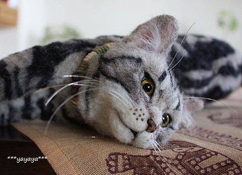 Felter Skelter – Kitty Cat Felt