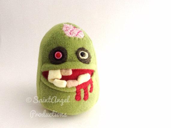 Stitchgasm – Undead Zombie Plush
