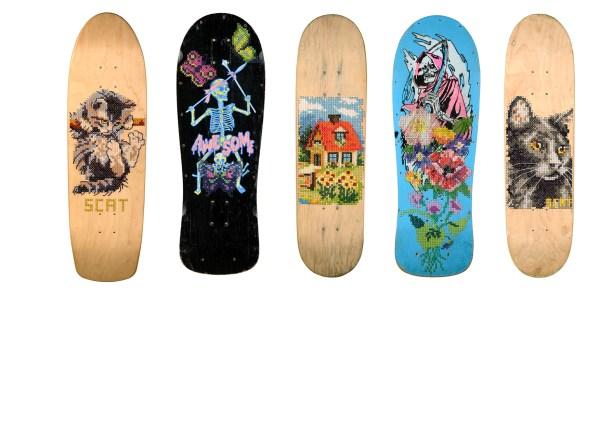 Andoni Maillard - Skates