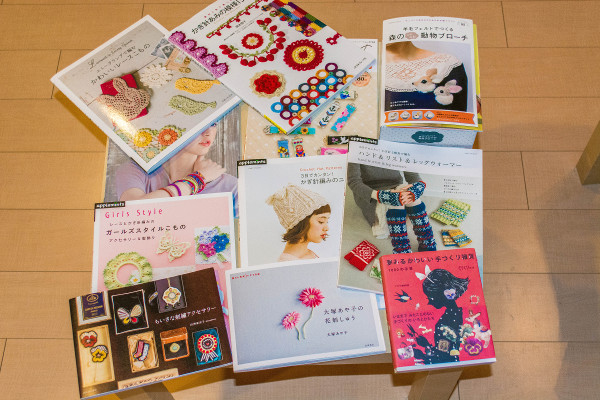 My crafty loot from Tokyo!