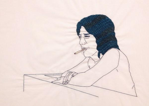 Maruyama Asami - Cigarette