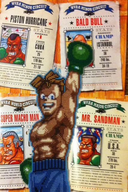 super punch out by natepopinski