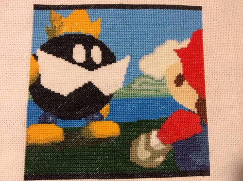Super Mario N64 by Timore