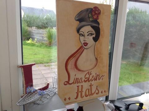 Lina Stein Hats