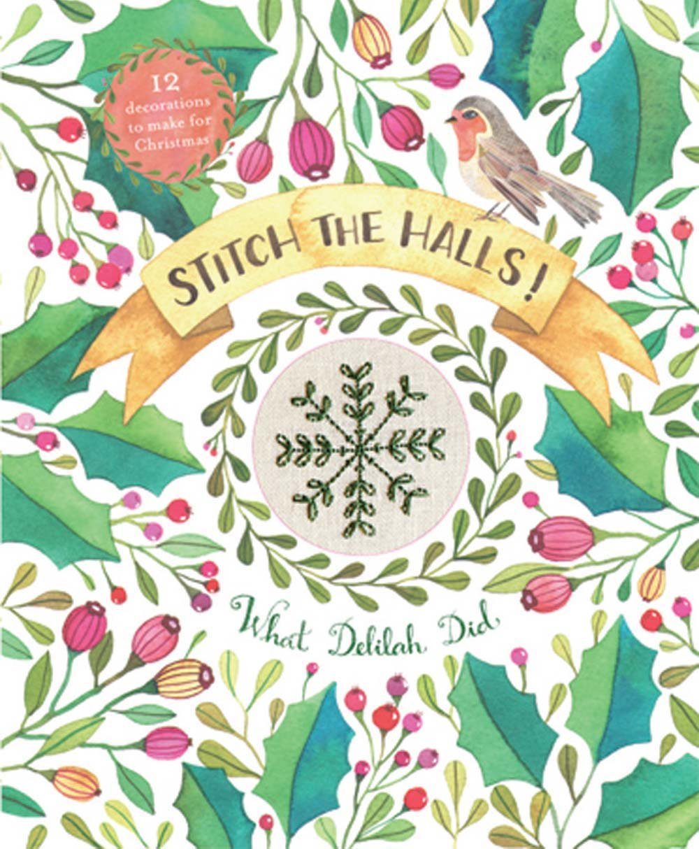 Book Review – Stitch The Halls by Sophie Simpson