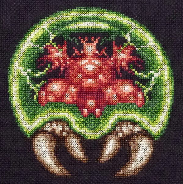 metroid by out2lunch