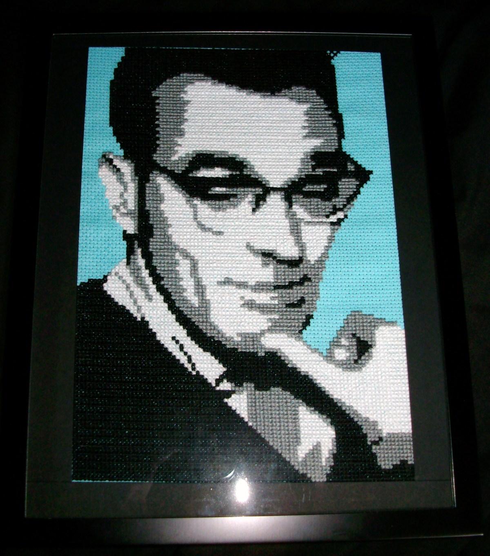Stitchgasm – Lavinia Nox's Morrissey Cross Stitch