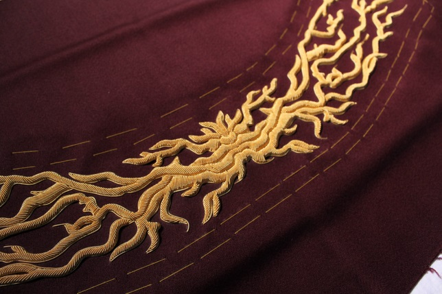 Hawthorne & Heaney: Practical Application of Traditional Goldwork