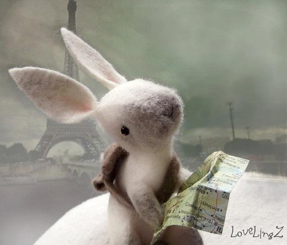 Tourist Bunny by LoveLingZ
