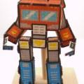 Lord Libidan - Transformer Cross Stitch Robot - Cross Stitch
