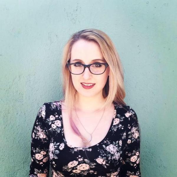 Emma Rose Laughlin, artist.