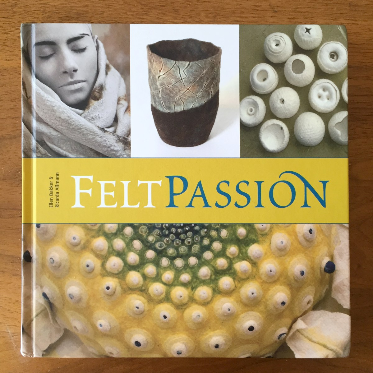Felter Skelter Book Review: Felt Passion